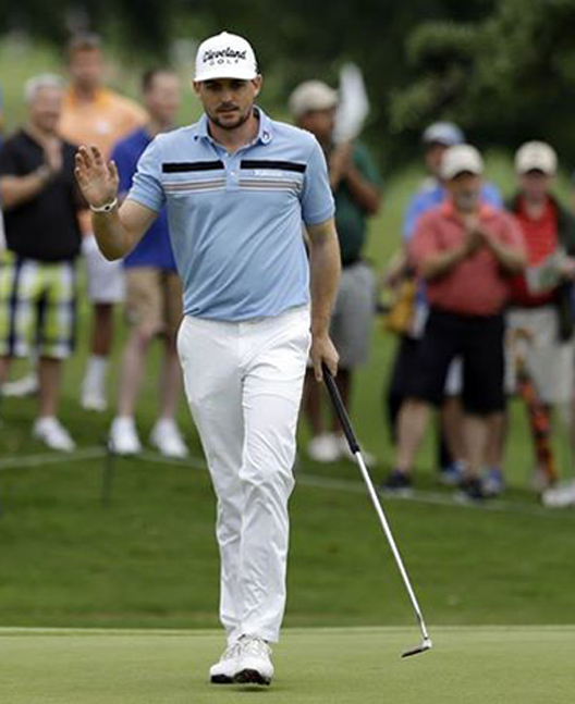 Keegan Bradley Shoots 10 under 60 Record to Lead Round 1 of HP Bryon Nelson Championship