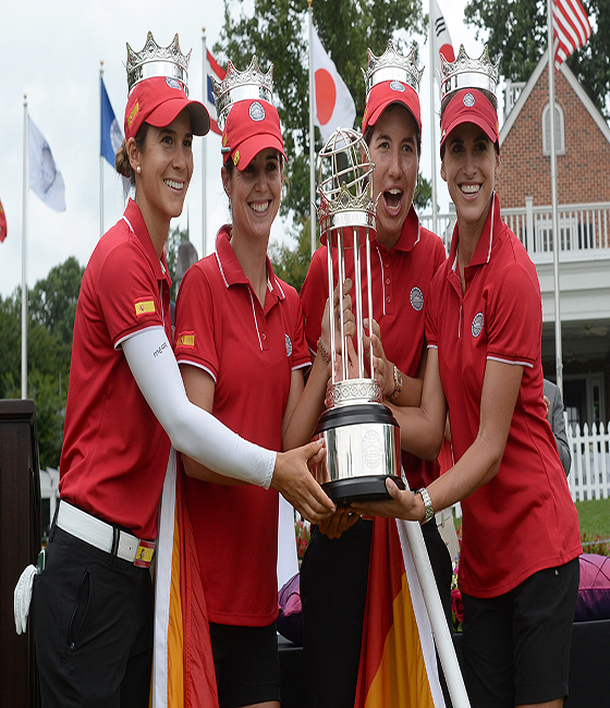 Spanish women sweep to victory in International Crown