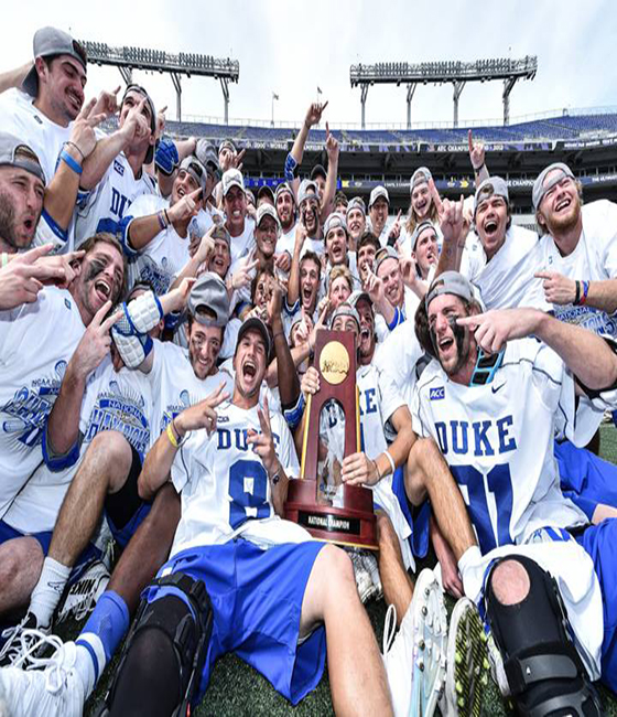 Duke Holds Off Notre Dame to Win Third Lacrosse Title in Five Years