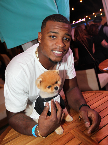 players and pets dion jordan and jiff