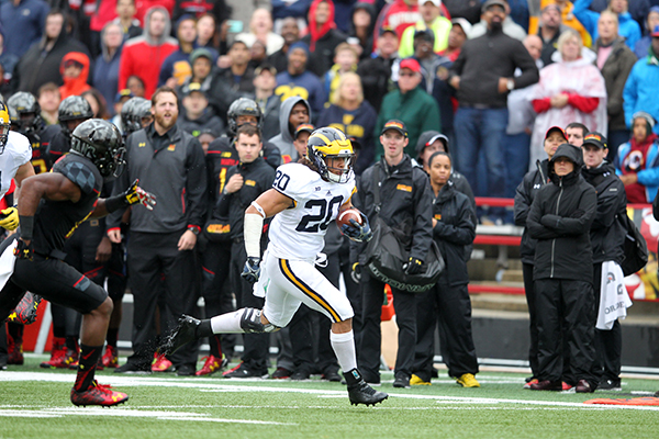 Terps Can't Handle Big Blue, Offense Struggles in 28-0 Loss