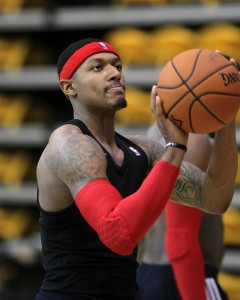 Bradley Beal is expected to continue his role as a leader with Wall this season for the Wizards