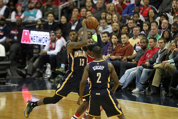 wizards vs pacers fp 1