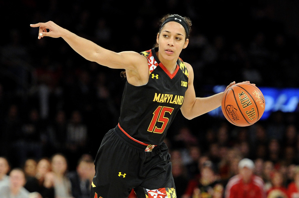 Despite Early Huskie Errors, Lady Terps Can't Knock Off Top Ranked UConn