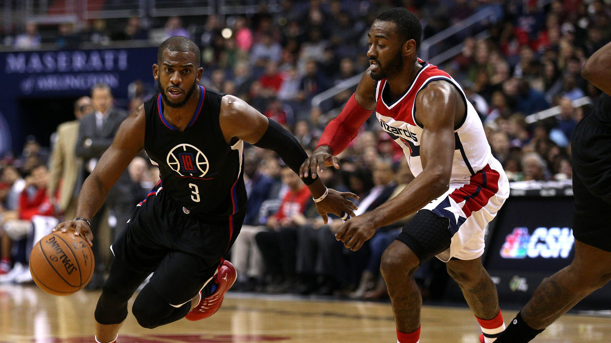 Wizards Can't Stop Clippers and Chris Paul in 108-91 Loss
