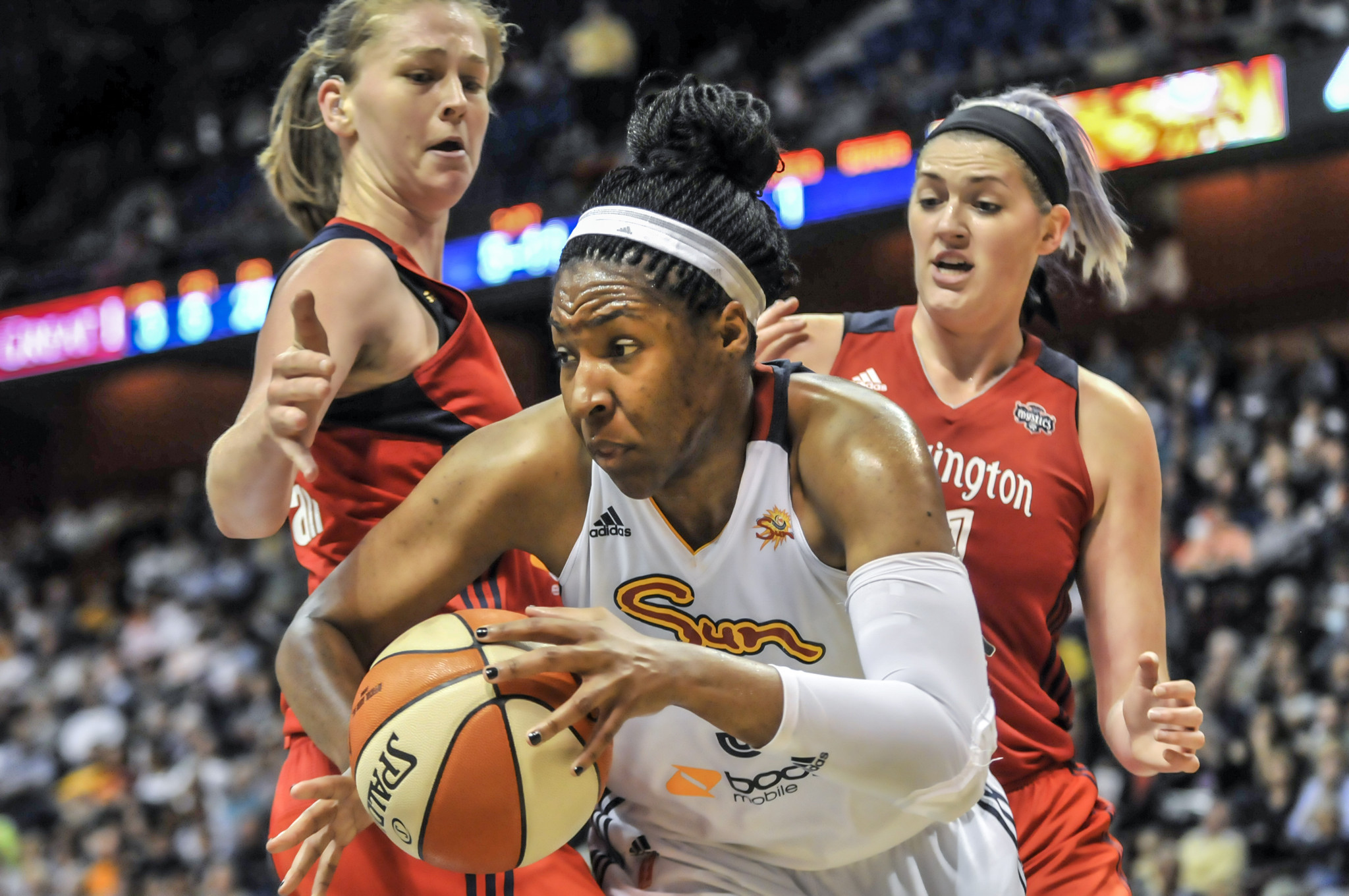Washington Mystics Announce 2016 Schedule and New WNBA Format