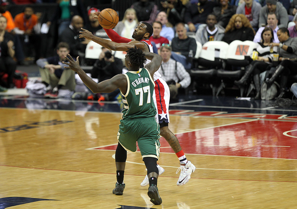 Wizards Hold Off Charging Bucks, 106-101, Beal Returns to Line-Up