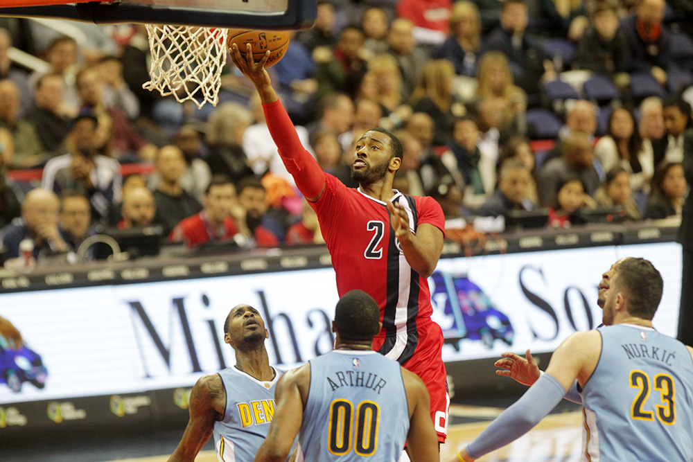 Wizards Continue to Slide, Fall to Nuggets, 117-113