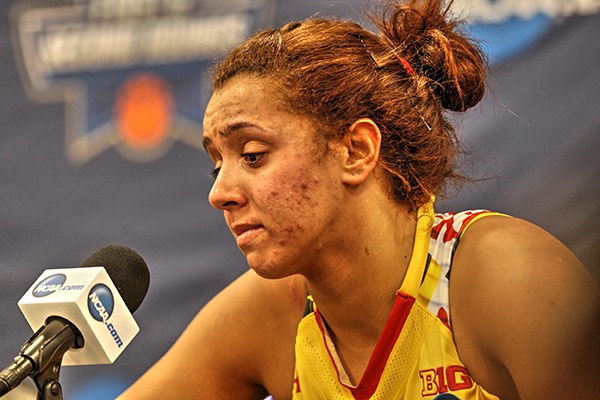 Lady Terps Exit NCAA Tourney in Second Round With Disappointing Loss to Washington, 74-65