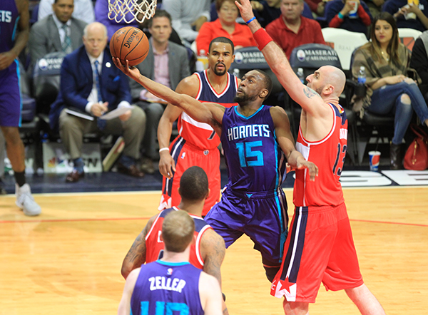 Wizards Rumble With the Bee, Roll Past Hornets, 113-98