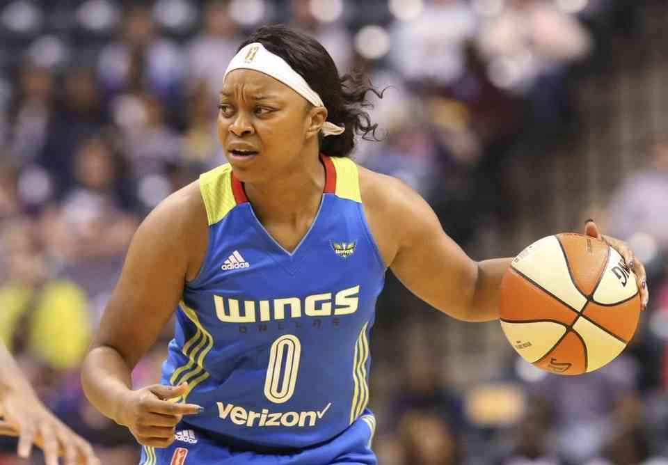 Mystics Fall Short Again, Dallas Uses Late Push by Sims for 87-77 Victory