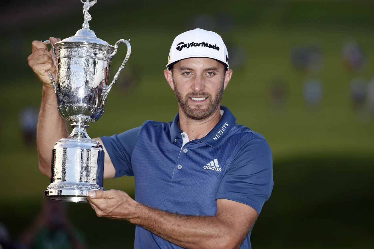 Johnson wins U.S. Open at Oakmont for first major title