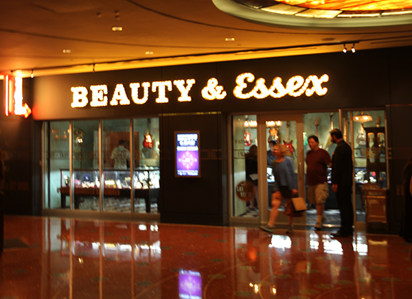 Beauty & Essex Las Vegas, Pawn Shop like No Other and A Bit of Amazing Food Too!!