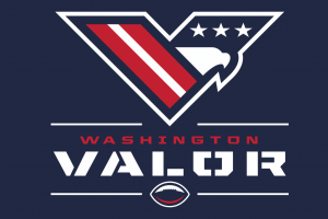 washington valour logo