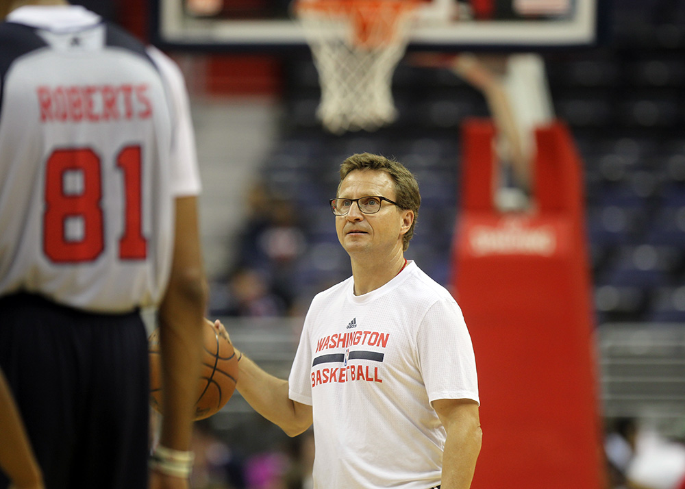 Wizards Show Off Summer League Team for Fans Before Heading to Vegas