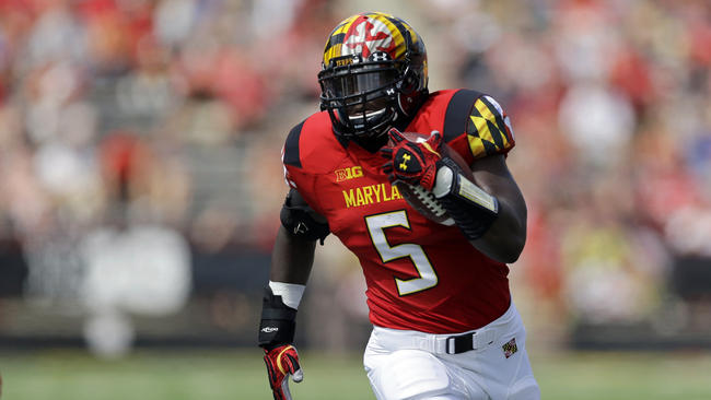 Wes Brown to Miss First Three Maryland Football Games