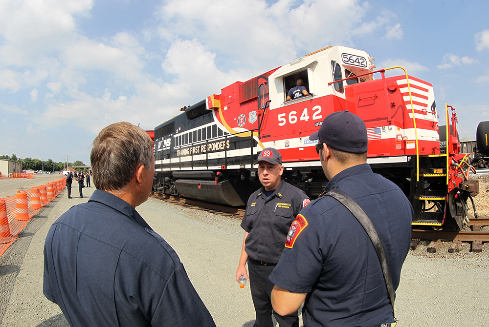 Ever Wondered How First Responders Train for Derailments? Norfolk Southern Has the Answers