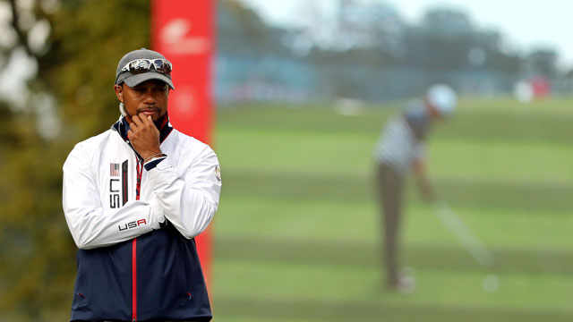 Woods withdraws from Safeway Open