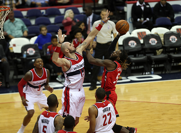 Preseason Comes to a Close for the Wizards with Convincing, 118-82 Victory Over Raptors