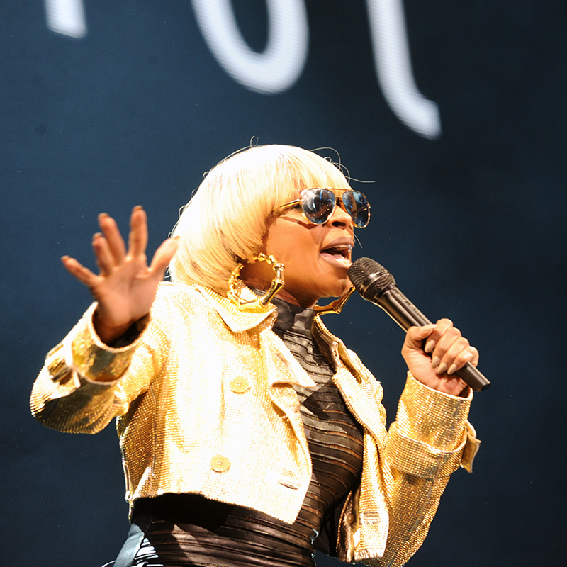 Mary J Blige And Maxwell To Bring 'King And Queen Of Hearts' World Tour To Baltimore