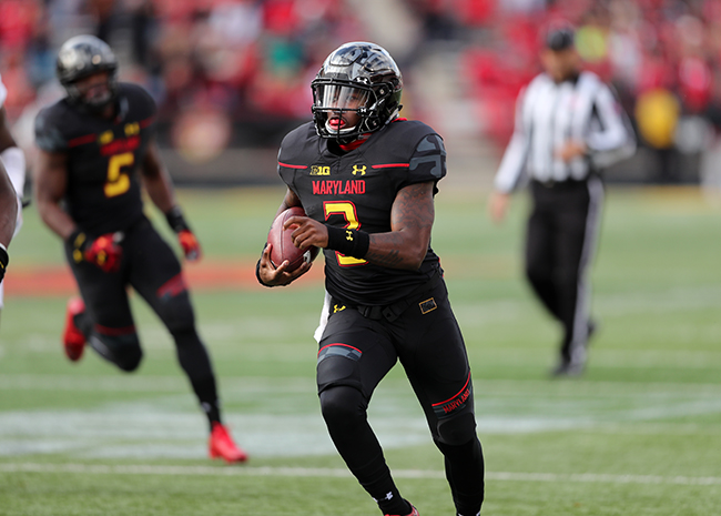 Terps Become Bowl Eligible With 31-13 Victory Over Rutgers