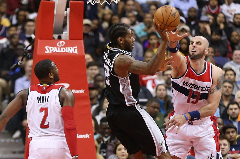 Wizards Struggle, Spurs Cruise to Victory, 112-100