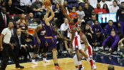 Bradley Beal Capped off a Wizards Victory with a 42 Point Career High against the Suns.