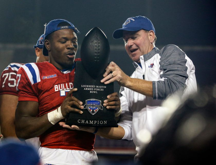 2016 Armed Forces Bowl was a thriller as Louisiana Tech edges Navy