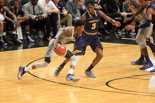 Hoyas Outlast LaSalle, 93-78 in Miami Hoop Hall Game
