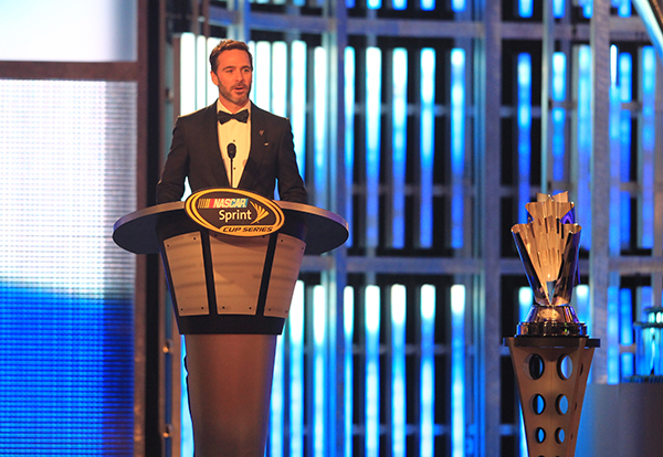 NASCAR Concludes Champions Week With Star Studded Awards