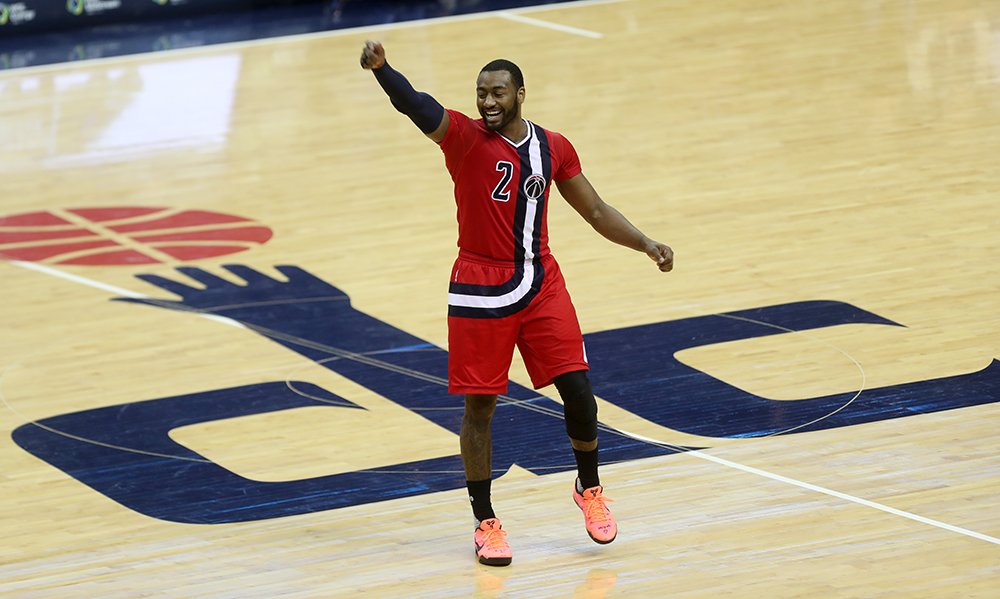 Wizards Dismantle the Celtics in So Called Funeral Game, 123-108