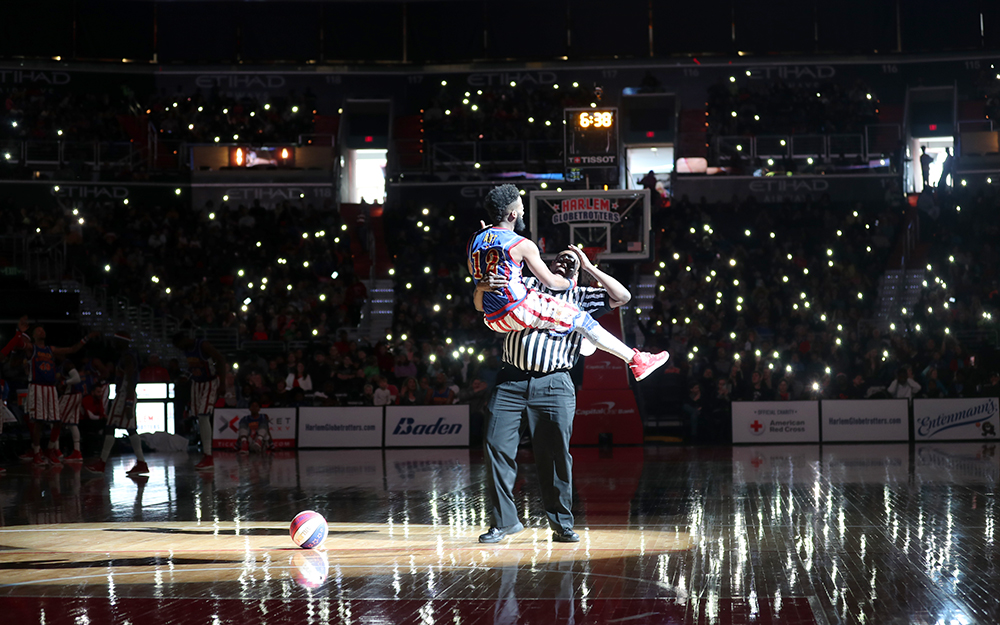 Harlem Globetrotters, Entertaining Families Since 1926, Still Great Family Fun