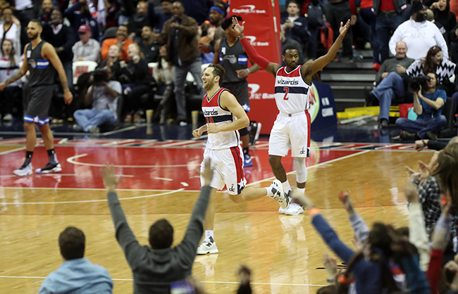 Wizards Find their Own Magic at the End, Defeat Orlando, 115-114