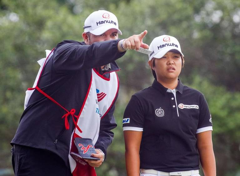 LPGA Texas Shootout Concludes Windy Third Round With Japan's Haru Nomura Leading