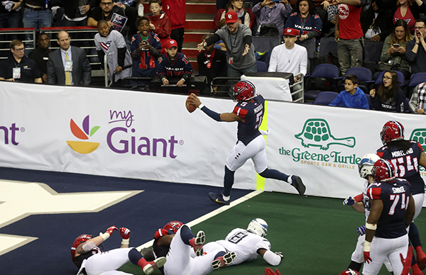 Washington Valor Debuts With Victory Over Baltimore