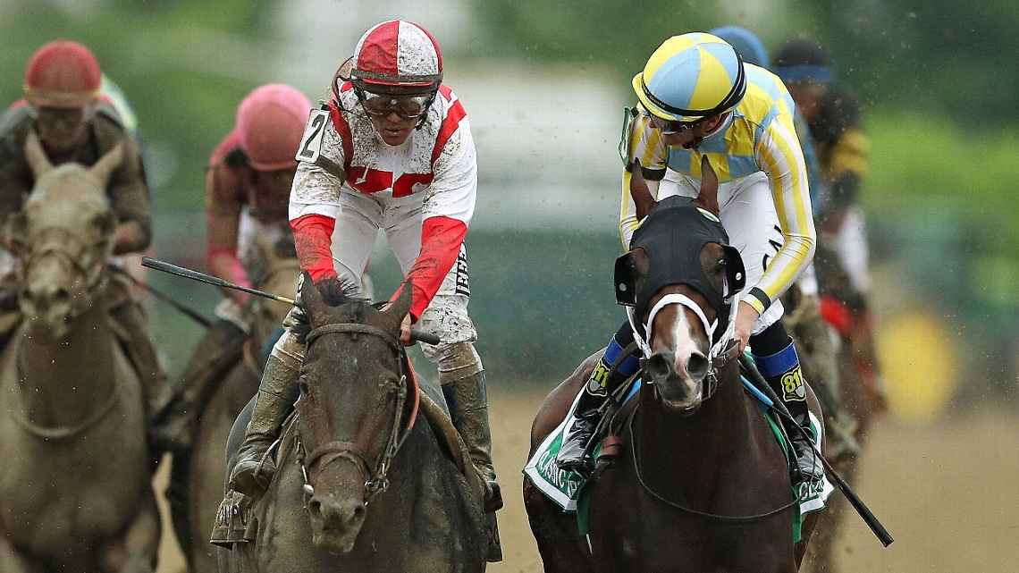 Cloud Computing Wins 142nd Preakness Stakes,  Derby Winner Always Dreaming Finishes 8th