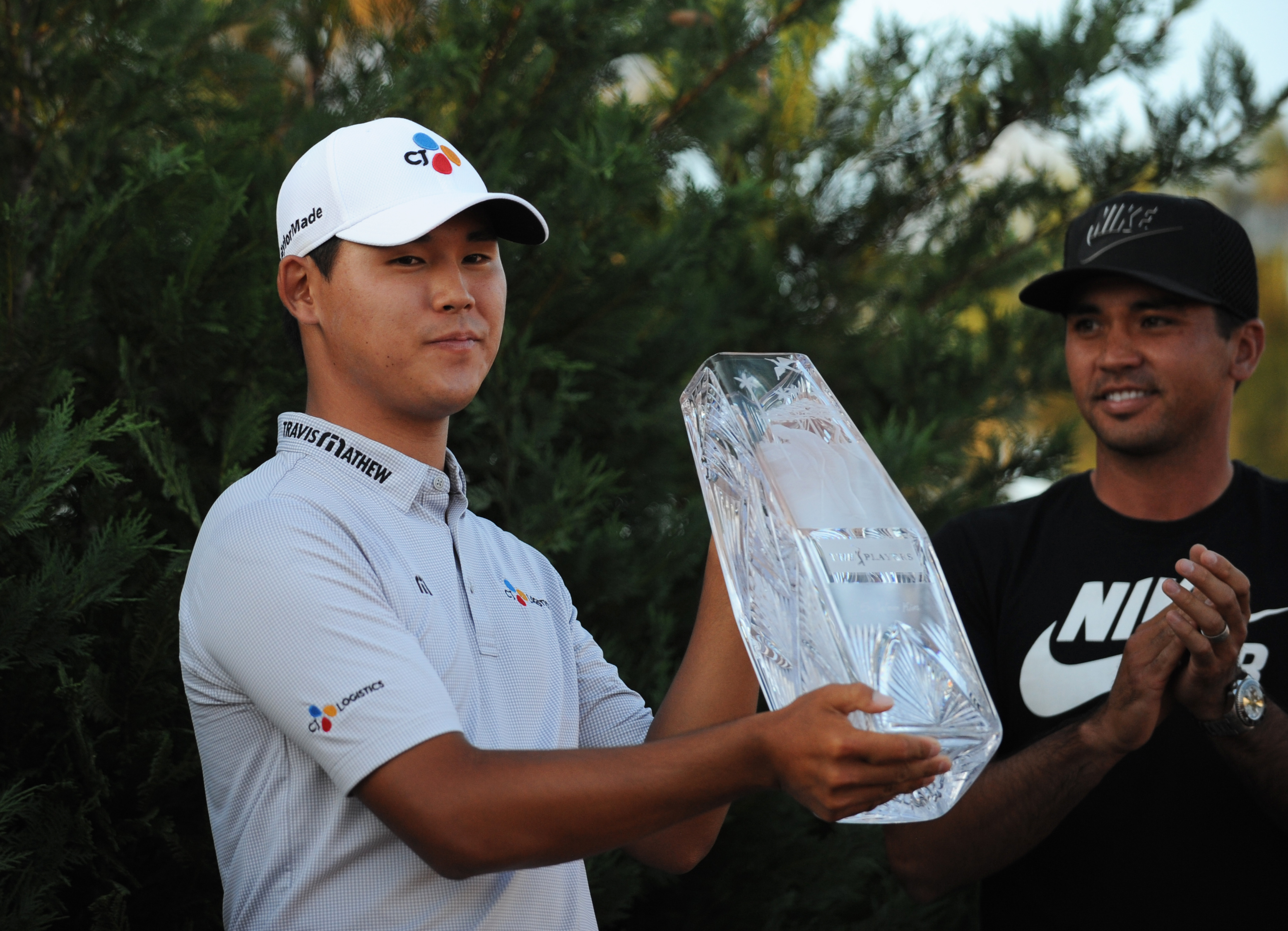 Si Woo Kim Becomes Youngest Winner of Players Championship