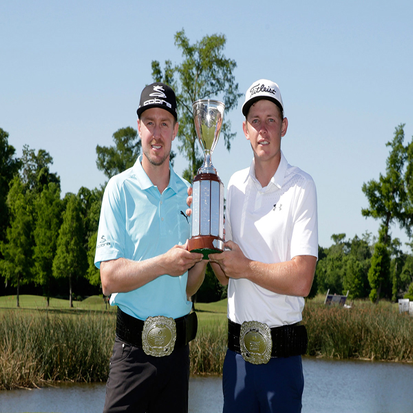 Cameron Smith Jonas Blixt Team Wins Zurich Classic in a Playoff