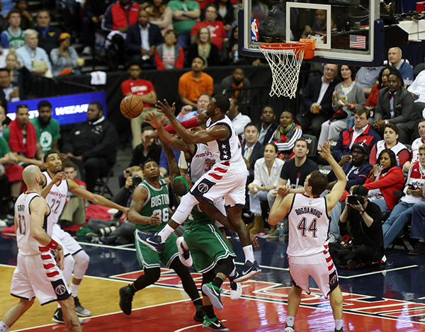 Wizards Dominate Celtics in Game 3, Oubre Ejected in 116-89 Victory