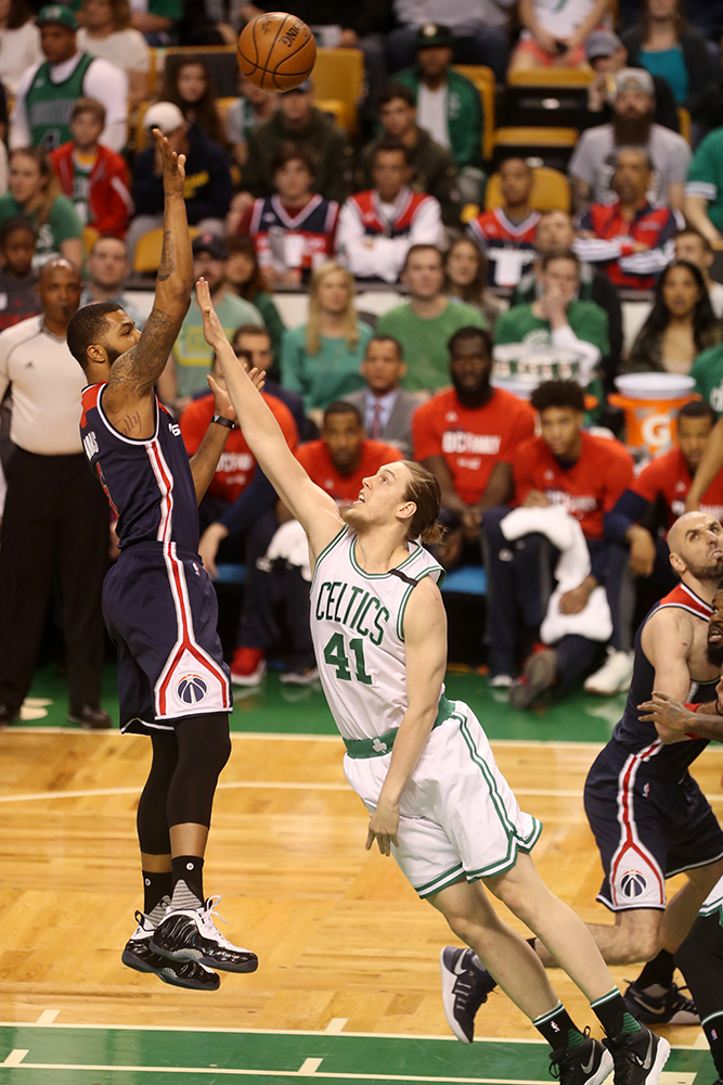 Wizards vs Celtics Playoff Game 1