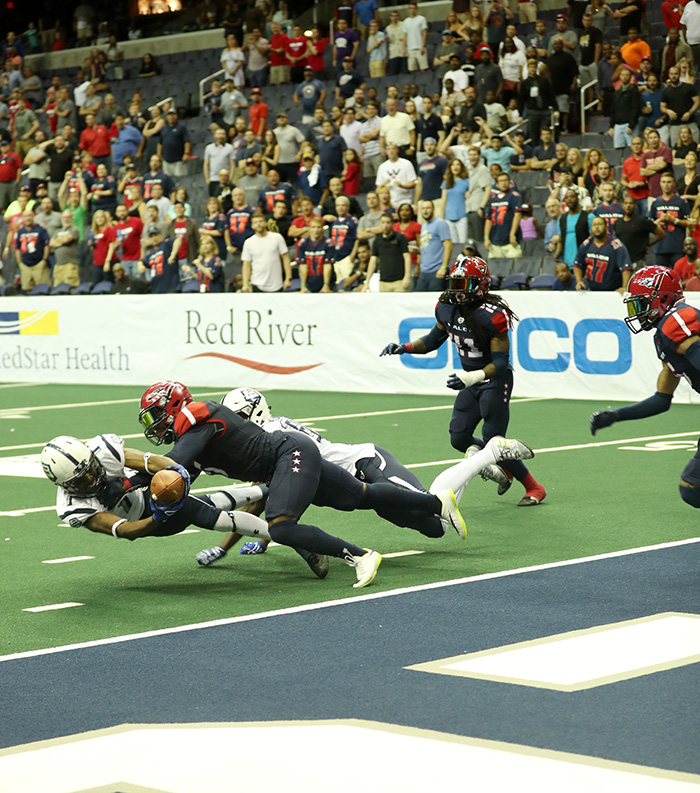 2017 Arena Football League Playoff Matchups Set Starting Saturday for Baltimore in Philadelphia