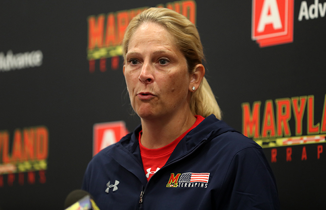 Brenda Frese Leads Lady Terps to University Games in Taiwan With Much Optimism