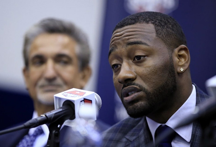 John Wall Formally Re-Signs With Wizards, Talks Commitment to Winning and Future for Team
