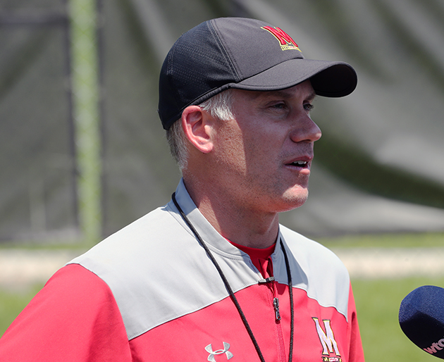 Terps Prepare for Season Opener With First Look at 2017 Team