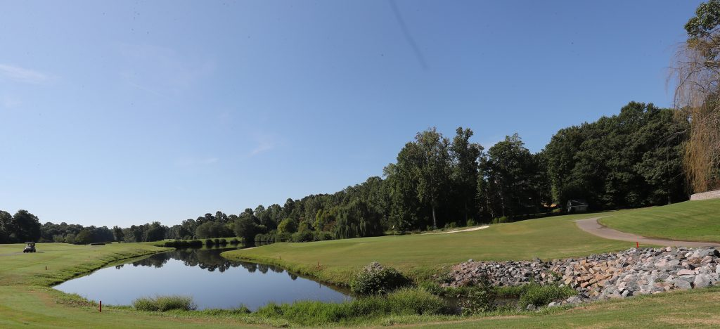 Fords Colony Course View