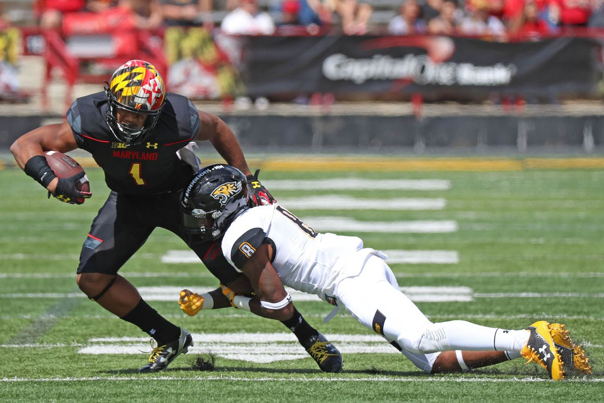 Terps Go to 2-0 on Season With Record Setting Win Over Towson, 63-17