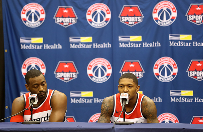 Wizards Kick of Season With Media Day, Strong Season Winning Statement By Wall and Company
