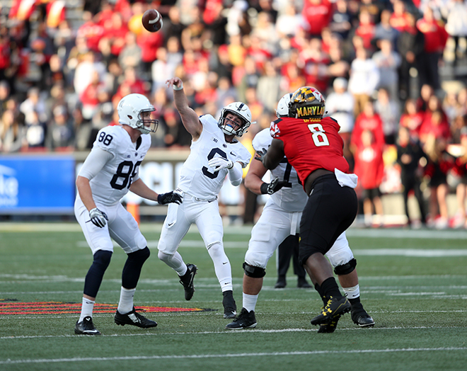 Penn State Hands Terps Worst Loss of the Season, 66-3