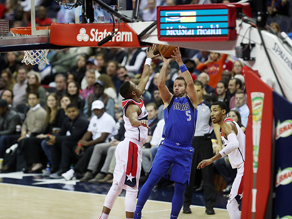 Wizards Lack of Defense Costs Game to the Woeful 1-10 Dallas Mavericks