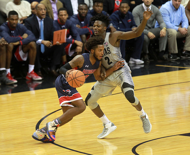 Hoyas Stay Undefeated With 81-67 Victory over Howard